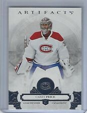 2017-18 Artifacts #72 Carey Price