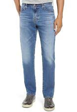 AG Adriano Goldschmied Men's The Everett Slim Straight Jeans Denim Jazzy 30 x 34