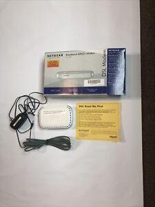 NETGEAR Model ADSL2+ Modem DM111PSP