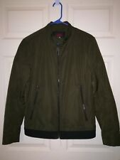 Diesel Olive Green Motorcycle jacket teflon Small