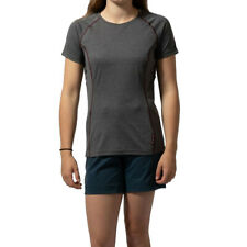 Montane Womens Dart T Shirt Tee Top - Grey Sports Outdoors Breathable