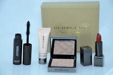 BURBERRY - Beauty Box - Blush, Mascara, Lip Gloss & Lipstick Limited Edition Set