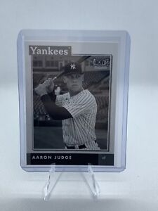 2020 TOPPS ARCHIVES SNAPSHOTS BLACK & WHITE PARALLEL AARON JUDGE NY YANKEES