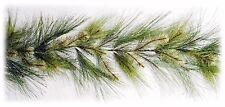 Artificial Mixed Pine Christmas Garland Long & Short Needle 6 ft NEW XGXX1097