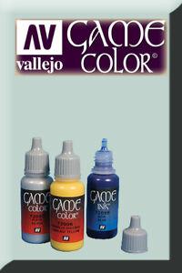 Game Couleur Oriental- Glaze 72096 Acrylic Paint Vallejo