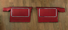 1960 Buick Electra 225 Convertible Rear Seat Panel Covers