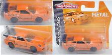 Majorette Racing 212084008 Porsche 911 GT3 RS orangemet. 5-Doppelspeichen-Felge