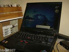 AFFARONE ! IBM R52 15 TFT CENTRINO 1,86 GHZ  .WI.FI BLUETH  FUNZIONANTE.