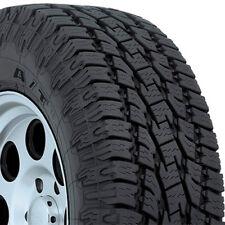 17x8.5 Black Machine 226SB 8x170 12 Toyo Open Country A/T II 235/75R17 Rims Tire