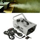 900W Smoke Fog Machine Wireless Remote DJ Disco Party Stage Fogger Smoker