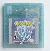 AUTHENTIC Pokemon Crystal Version New Save Battery GBC #2