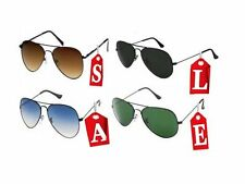 SUNGLASS AVIATOR COMBO PACK OF 4 GOGGLES with box