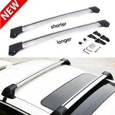 Car Top Roof Rack Cross Bar Assembly Luggage Carrier for Jeep Renegade 2014-2017