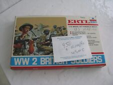 toy soldier- HO - USMC- about 450 men (about 9 boxes)