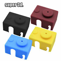 10 PCS V6 PT100 Silicone Sock sleeve Heater Block Cover For Hot End