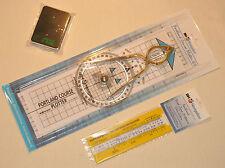 Portland Plotter, Dividers, Calculator, Lights & Shapes - for RYA Yachtmaster