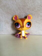 Littlest Pet Shop  #2397 Sugar Glider Bat Flying Squirrel Wings - six pictures.