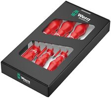 Wera 05031282001 1567 TORX Kraftform Micro Screwdriver Set for TORX screws