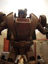 Transformers Generaciones Sargento Kup Figura de Acción pintado personalizado.