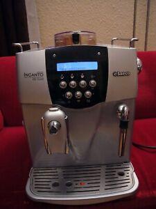 Saeco incanto de luxe s-class sup 021YBDR Kaffeevollautomat def