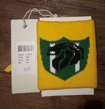 blend Schweißband 1 Stück, Sport, Armband Handgelenk, gelb,  one size