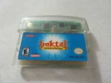 Boktai The Sun is in Your Hand Nintendo Game Boy Advance GBA, Genuine