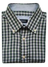 TRADICION camisa de vestir para hombre  Manga larga // TALLA 4 (L) Cuadros.