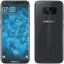 Silikon Hülle für Samsung Galaxy S8 Crystal Clear 360° Fullbody Case