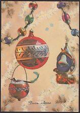 AA4825 Buon Anno - Edizioni SAEMEC S 452 - Cartolina postale - Postcard