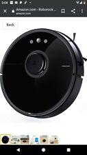 Roborock S551 Smart Navigation Sweep and Mop Robot Vacuum - Black