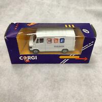 Corgi 1/43 Mercedes Benz 207D Toolbank Diecast Van in Original Box Collectors