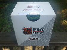 1991 1992 NFL Pro Set Series II Les Cartes Des Pros Du Hockey Card BOX *UNOPENED
