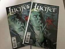 LUCIFER (2015 DC VERTIGO) #4A NM Rebirth Sandman Swamp Thing Flash Batman