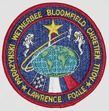 Aufnäher Patch Raumfahrt NASA STS-86 Space Shuttle Atlantis ..........A3256