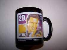 Elvis Postage stamp coffee mug