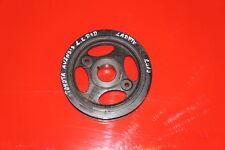 TOYOTA AVENSIS 2.2 D4D 2010 2AD-FTV CRANKSHAFT PULLEY 13408-0R011 134080R011