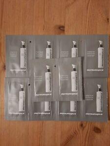 Dermalogica Intensive Moisture Cleanser Sachet travel x 10 Free P&P