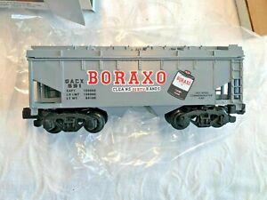 American Flyer by LTI #48475 1991 NASG Commemorative car - Boraxo! L@@K!