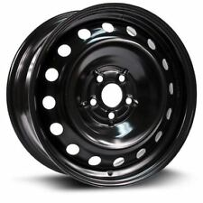 "16"" STEEL BLACK WHEELS RIMS HILUX RANGER COLORADO BT50 TRITON PRADO ETC"