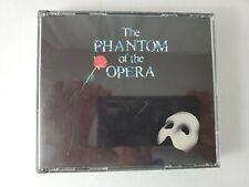 THE PHANTOM OF THE OPERA - ORIGINAL CAST - 1987 - 2 CD SET -EXCELLENT -FREE SHIP