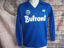 Napoli  Ennerre Home Football Shirt 1980's