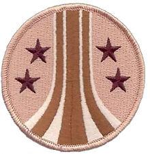Alien Aliens - Stars & Stripes Round Desert Uniform Patch Aufnäher neu