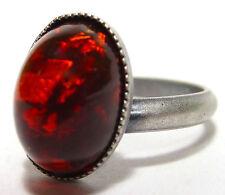 Solitäre Modeschmuck-Ringe aus Kupfer