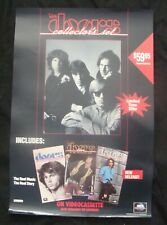 The Doors video collectors set Live At The Hollywood Bowl Dance On Fire poster o