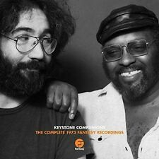 The Complete 1973 Fantasy Recordings (6LP Box) von Jerry Garcia,Merl Saunders (2016)