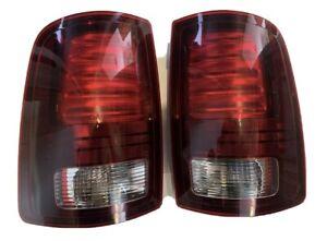 2013-2018 Ram 1500 2500 3500 Left & Right Sport LED Taillight OEM Lumenex LED