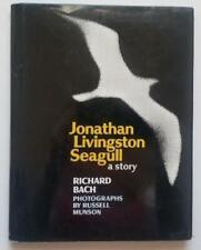 Jonathan Livingston Seagull a Story by Richard Bach (1970 H.C., D.J Book) 1st Ed