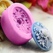 DIY Silicone Flower Cake Decorating Supplies Mold Sugarcraft Fondant Mould Tool