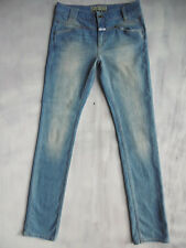 Closed Pedal Cape slim straight aged Jeans Hose It 42 Dt 36 W28/L34 1AZust. $51