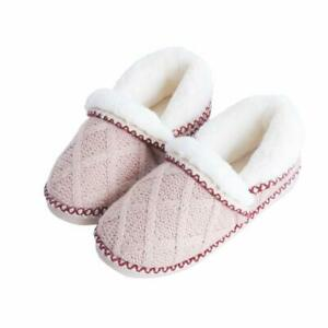 House Slipper Warm Cotton House Driving Shoes with Memory Foam